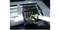 Инструкция по промывке печатающей головки принтеров Epson